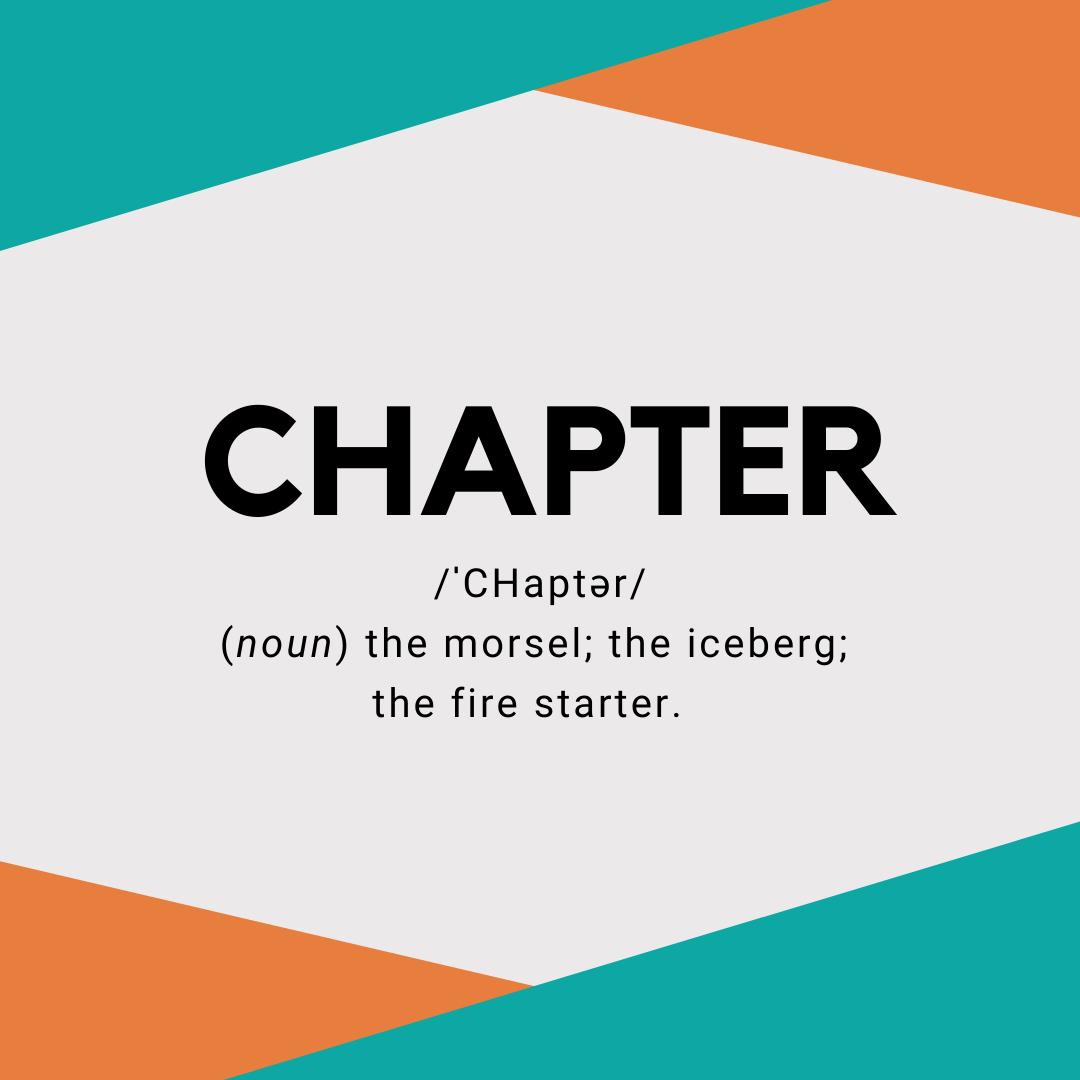 Chapter Critique