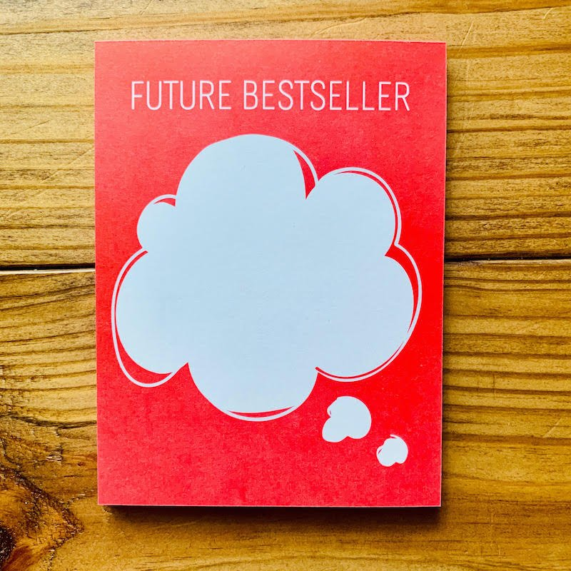 Future Bestseller Notepad