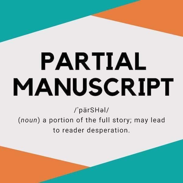 Partial Manuscript Critique
